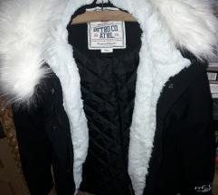 Retro jeans női kabát s-es