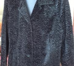 Fekete blézer -átmeneti kabátka