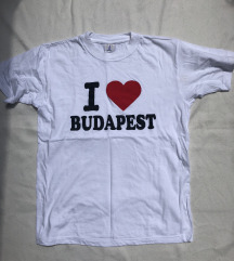 I ❤️ Budapest pòlò