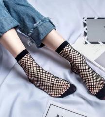 Új necc zokni