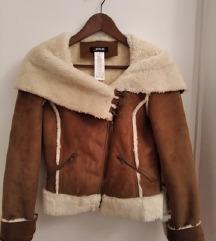 Irha, bundás téli kabát