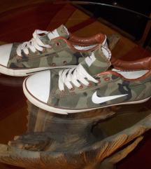 Terepmintás Nike divat tornacipő