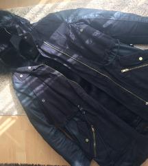 Bershka téli kabát lecipzározható béléssel