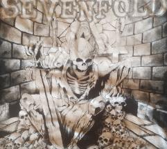 Avenged Sevenfold póló L