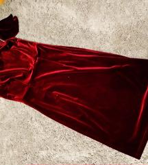 Bársony ruha