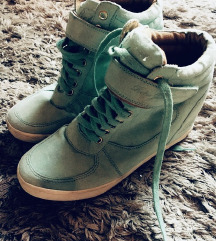 Retro Jeans Sneaker