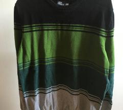 Férfi Fishbone csíkos pulóver