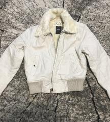 G-Star fehér bundás dzseki