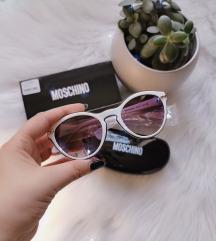 Eredeti MOSCHINO napszemüveg Új