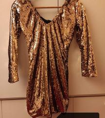 Alkalmi csillogós ruha