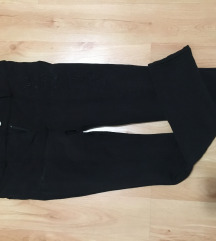Fekete, leggings