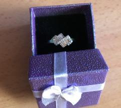 925-el jelzett ezüstgyűrű