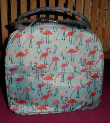 ♡ Flamingós uzsonnástáska ♡