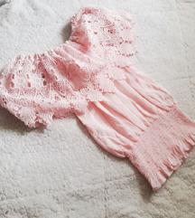 🎀 Colosseum rózsaszín felső S-es 🎀