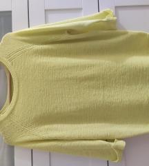 Reserved sárga felső🌺csere is