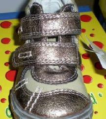 Új, Dr. Punto R. bőr bronz barna cipő %% Akció