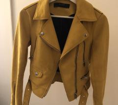 hibás ZARA sárga dzseki