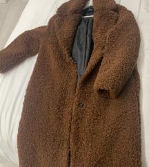 Stradivarius Teddy Winter Coat (foxpost az árban)