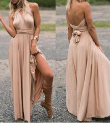 Elegáns maxi ruha