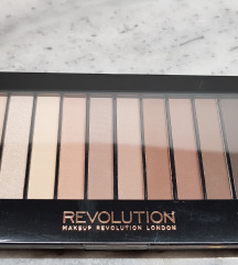 Revolution szemhéjpúder paletta