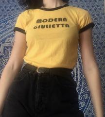 Sárga póló