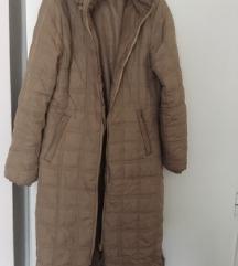 Terranova kabát,kapucnis,térd alá érő,M