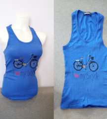 I <3 my bicycle top