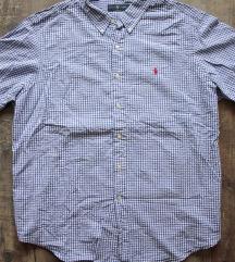 Újszerű ' Ralph Lauren ' férfi rövid ujjú ing