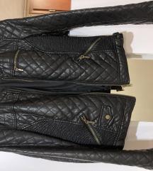 Zara bőrdzseki