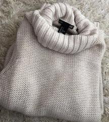 Nude pulóver