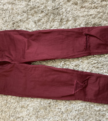 Vörös hosszúnadrág