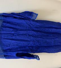 Magenta királykék ruha új címkés
