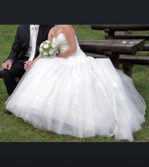 Esküvői vagy szalagavató ruha