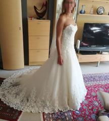 Menyasszonyi ruha, irányár! 36-38