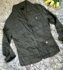 Vèkony keki kabátka