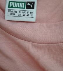 Eredeti Puma póló, pasztel rózsaszín