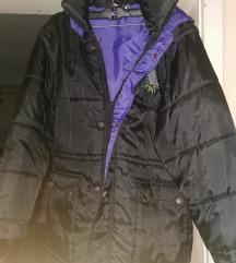 M-es fekete férfi kabát