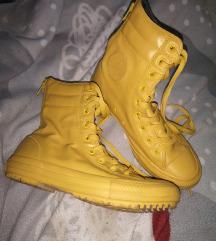 Converse sárga vízálló gumi tornacipő