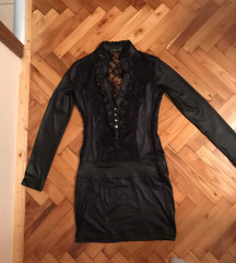 Rensix fekete ruha