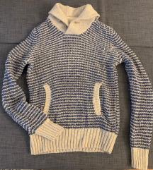 Férfi H&M kötött pulcsi