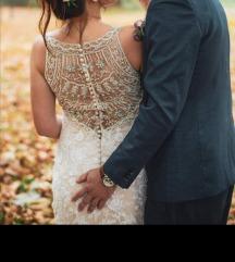 Ronald Joyce menyasszonyi ruha
