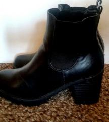 Platform cipő csizma 38