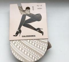 Új Calzedonia beige harisnya