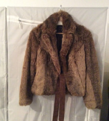 Zara szőrme kabát