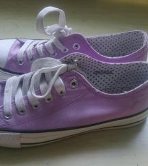 Sinsay mályva színű tornacipő