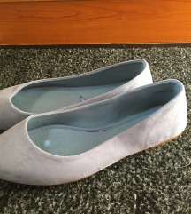 Világoskék Jenny Fairy topánka