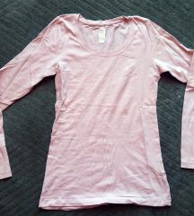ÚJ! Púder rózsaszín póló felső