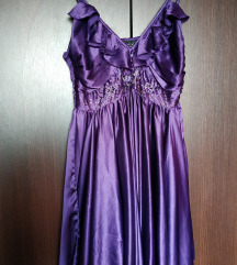 Lila nyári ruha