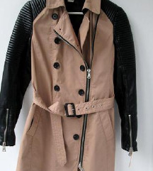 Stradivarius ballon kabát