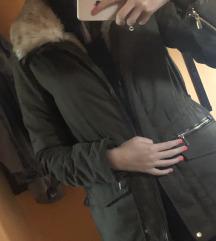 Zara parka kabát